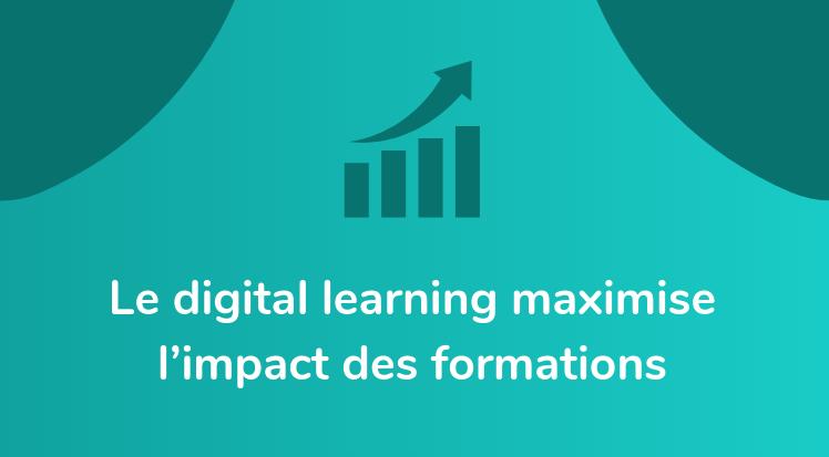 article tendance digital learning