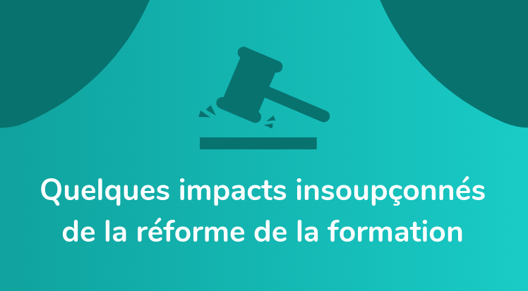 impact réforme